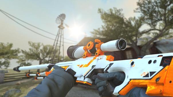 Skin de arma em Counter-Strike
