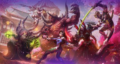 Heróis de Diablo, WarCraft, Starcraft e Overwatch se encontram para a batalha