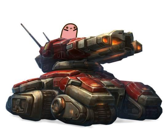 Sgt. Marreta: StarCraft