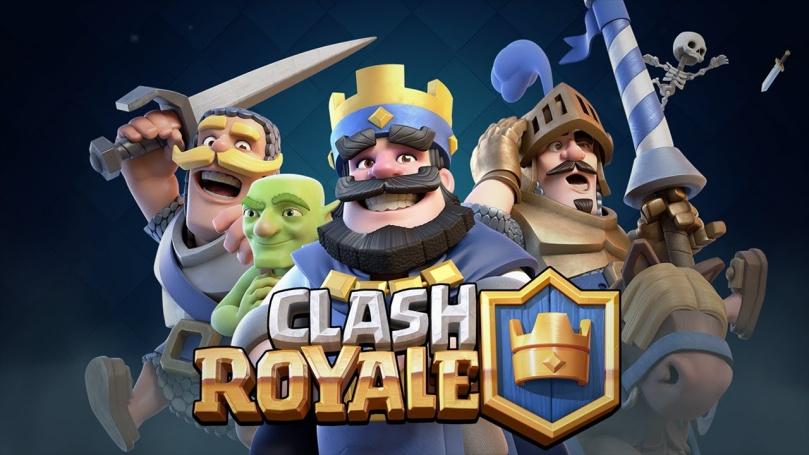 Clash Royale é um dos games mais competitivos dos celulares