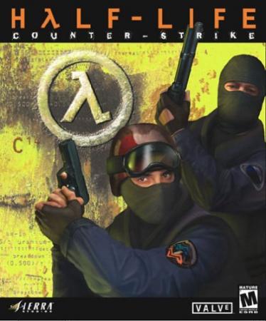 CS começou como mod de Half-Life