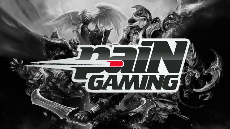 a Pain Gaming House foi a primeira casa de treinamento profissional do Brasil
