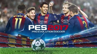 PES 2017 é concorrente direto do FIFA