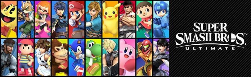 Super Smash Bros Ultimate no cenário de eSports